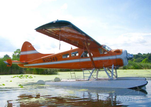 De Havilland Canada DHC-2 Mk1 Beaver (N10349) - AirVenture 2016