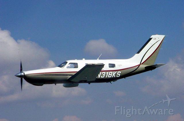 Piper Malibu Mirage (N318KS)