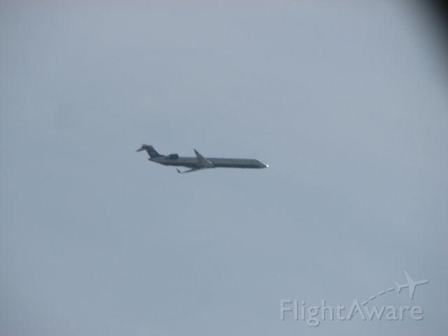 Canadair Regional Jet CRJ-900 (N956LR) - U.S. Airways Express flight 5708 arriving from Madison, WI