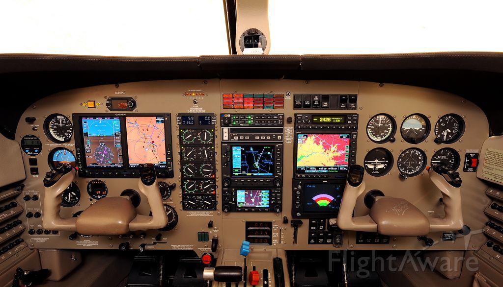 Piper Malibu Mirage (N46KJ)