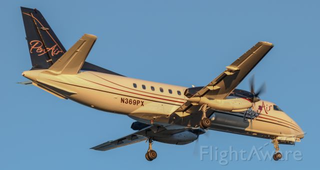 Saab 340 (N369PX)
