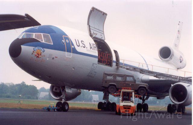 N30079 — - Airforce show  EHTW