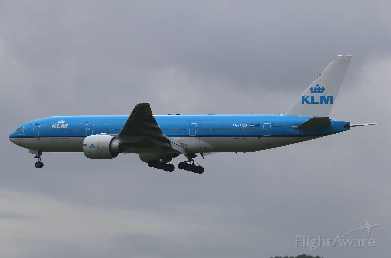 Boeing 777-200 (PH-BQP)