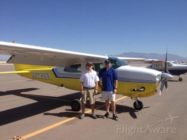 Cessna Centurion (N6258Y)