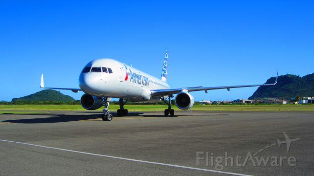 Boeing 757-200 (N195AN)