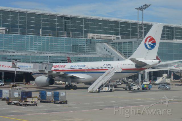 Airbus A330-200 (B-5943)