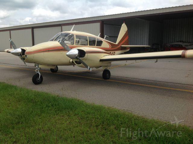 Piper Apache (N4374P) - Piper PA-23/G Apache