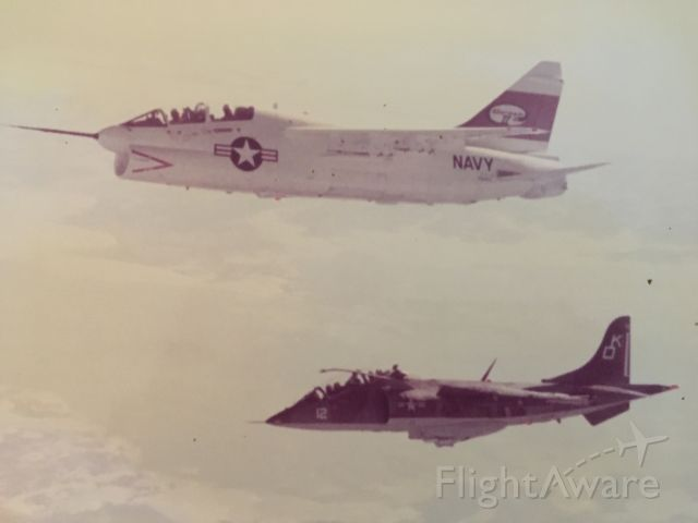 — — - 1975 NAS Patuxent River, MD