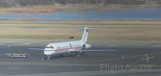 Douglas DC-9-10 (N682RW)