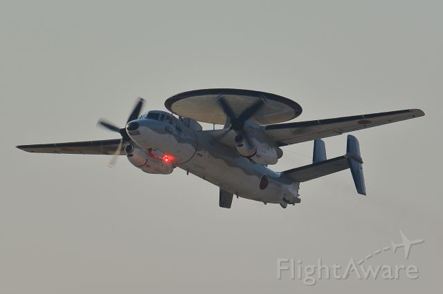 Grumman E-2 Hawkeye (34-3453)