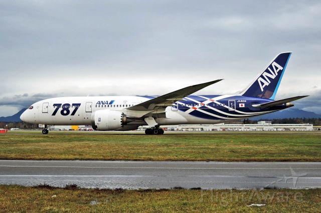 Boeing 787-8 (JA801A)