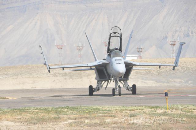 McDonnell Douglas FA-18 Hornet —