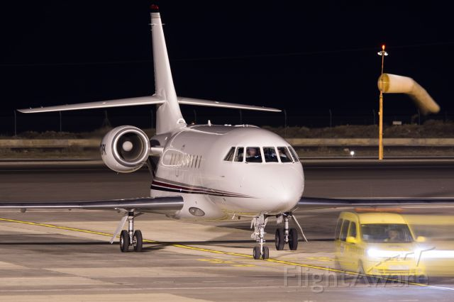 Dassault Falcon 2000 (CS-DFK)