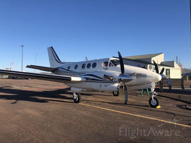 Beechcraft King Air 90 (N156MG)