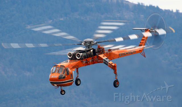 Sikorsky CH-54 Tarhe (N247AC)