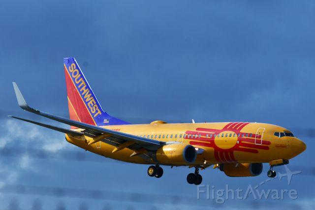 Boeing 737-700 (N781WN)