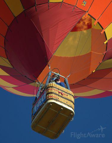 Unknown/Generic Balloon (N614LB)