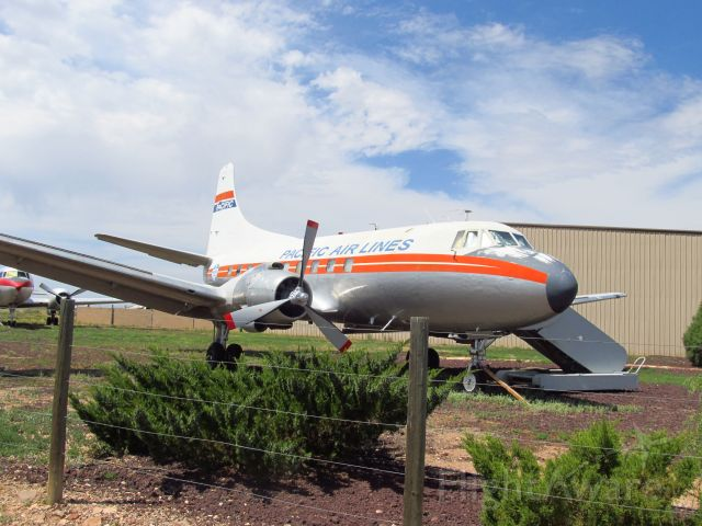 MARTIN 404 (N636X) - Seen at Grand Canyon Valle Airport