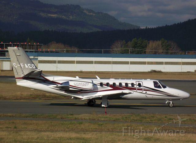 Cessna Citation V (C-FACO)