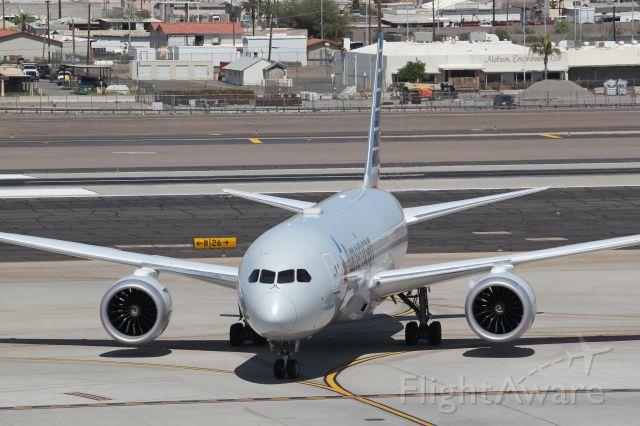 Boeing 787-8 (N819AN)