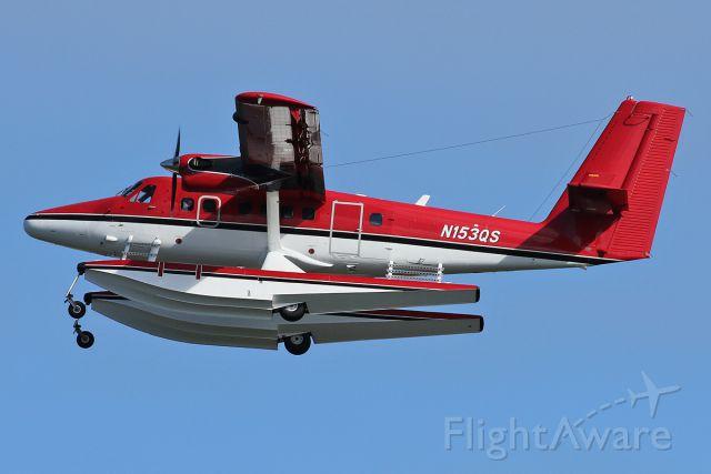De Havilland Canada Twin Otter (N153QS)