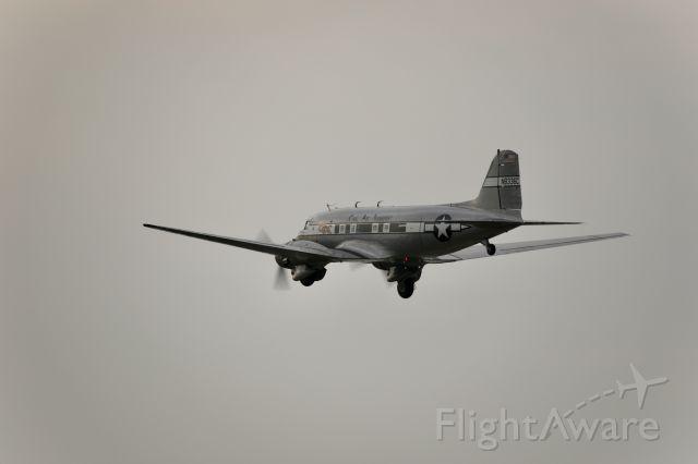 Douglas DC-3 (N8336C) - On flightline