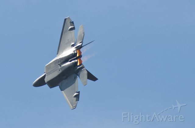 Lockheed F-22 Raptor (05-4088)