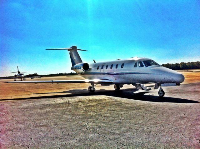 Cessna Citation III (N701HA)