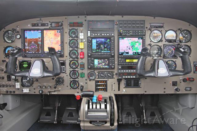 Piper Malibu Mirage (N629DK)