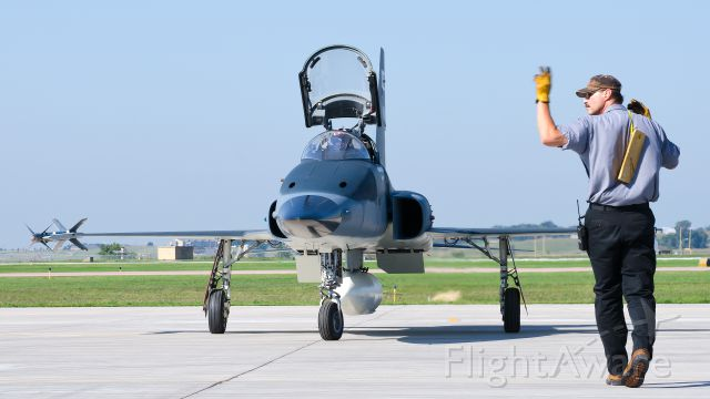 76-1547 — - VFC-111 wave out from FBO at KFSD 8-25-2013