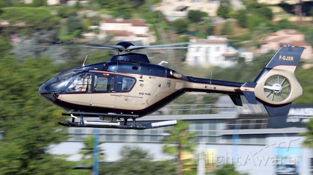 Eurocopter EC-635 (F-GJSR)