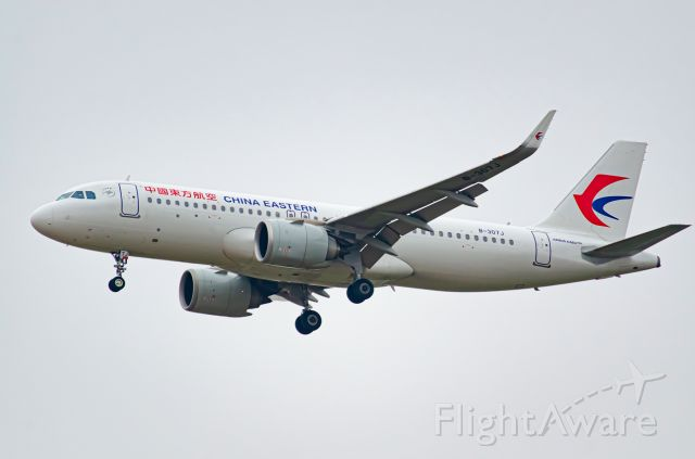 Airbus A320 (B-307J) - Thanks for view and give me 5 star please