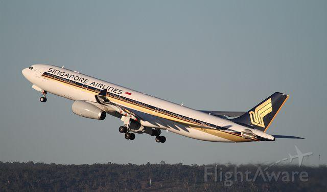 Airbus A330-300 (SV-STD)