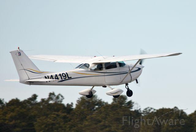 Cessna 152 (N4419L)