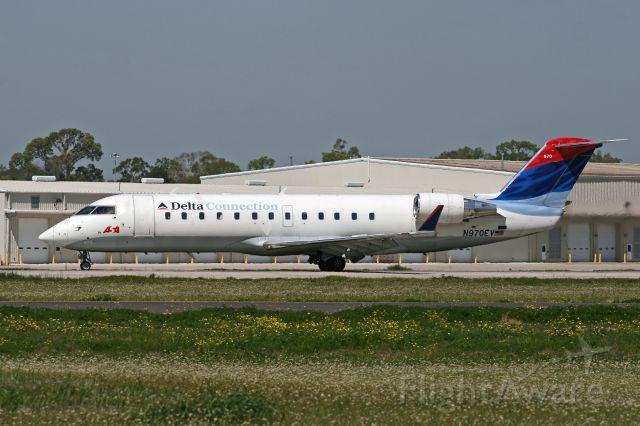Canadair Regional Jet CRJ-200 (N970EV)