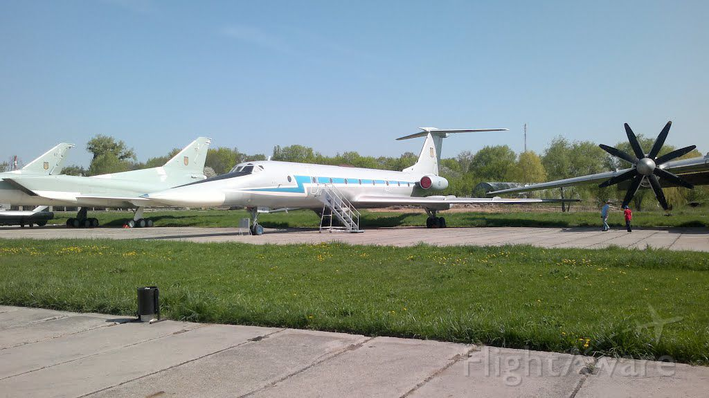 — — - TU-134ubl