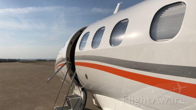 Embraer Phenom 100 (PR-DVT) - EMBRAER SERVICE CENTER - SOD