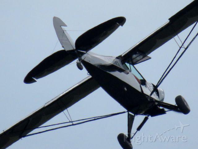Piper L-21 Super Cub (N6777B)