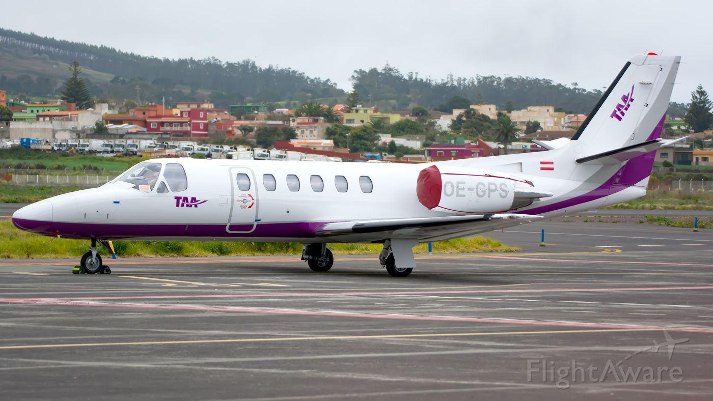 Cessna Citation II (OE-GPS)