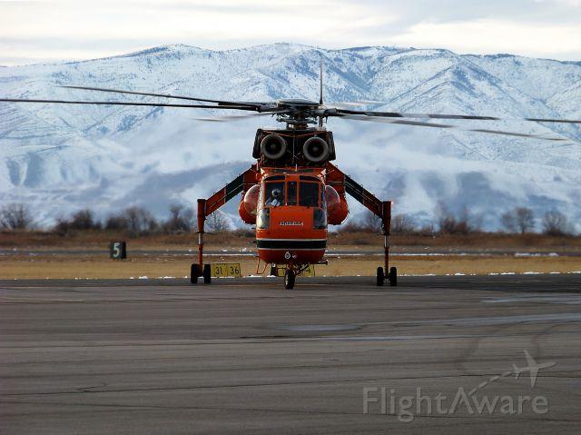 Sikorsky CH-54 Tarhe (N178AC)