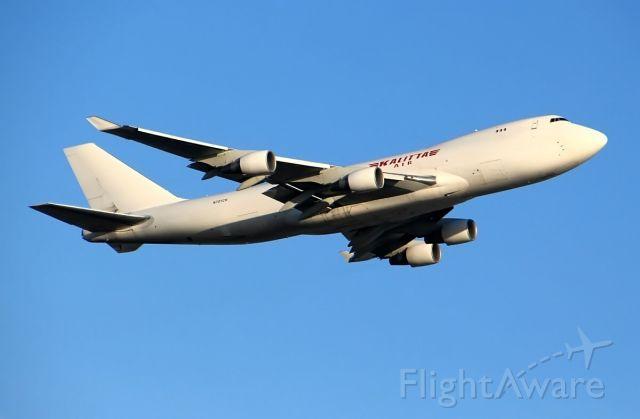 Boeing 747-400 (N701CK)