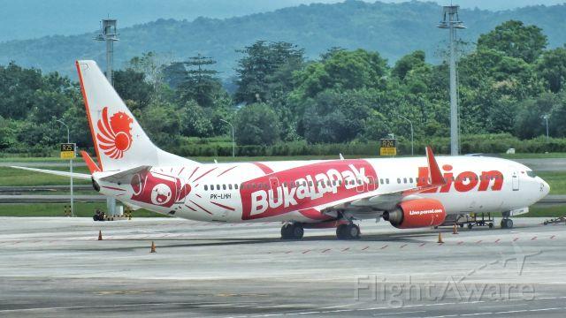 Boeing 737-900 (PK-LHH)