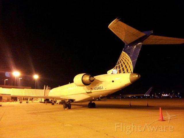 Canadair Regional Jet CRJ-700 (N154GJ)