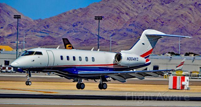 Bombardier Challenger 300 (N304KC) - N304KC 2013 Bombadier Challenger 300 BD-100-1A10 s/n 20390 - Las Vegas - McCarran International (LAS / KLAS)br /USA - Nevada, March 16, 2016br /Photo: Tomás Del Coro