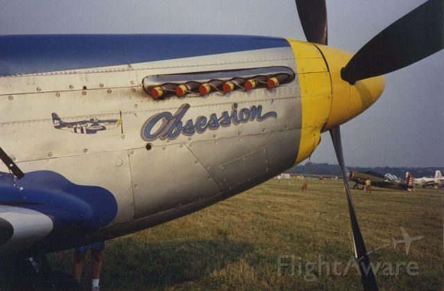 North American P-51 Mustang (N651JM)