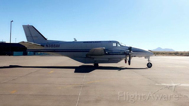 Beechcraft Airliner (N388AV)
