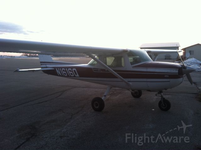 Cessna Commuter (N1616Q) - Great training plane!