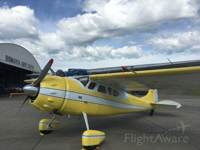 Cessna LC-126 (N3083B)