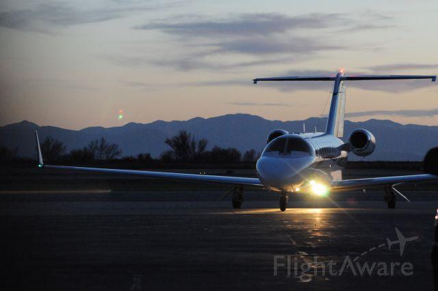 Cessna Citation CJ1 (N432CS) - 2070TH CITATION PICTURE ON FLIGHTAWARE. CITATION WITH BEAUTIFUL TAMARACK WINGLETS