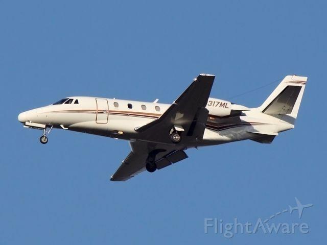 Cessna Citation Excel/XLS (N317ML)